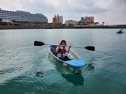 1人から参加できる沖縄のマリンスポーツは?1人旅でも海を楽しみましょう♪