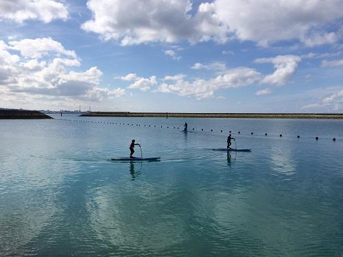 12月でも海遊び、SEAPARK北谷無料キャンペーン
