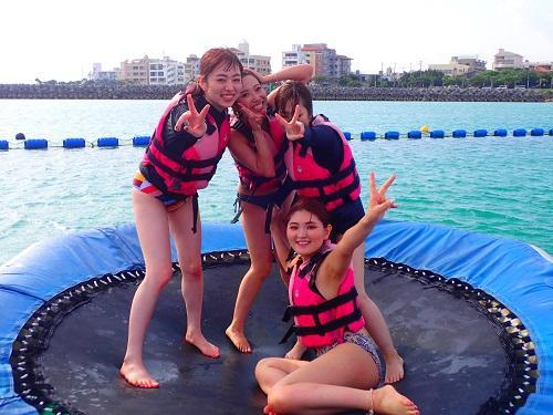 沖縄は11月,12月もマリンスポーツがおすすめです!