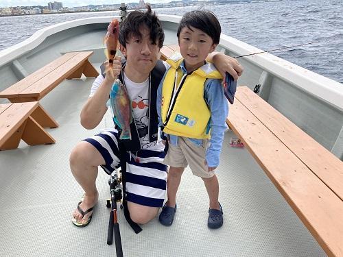 天気を見てから当日参加Ok!沖縄で『船釣り体験』するなら北谷!