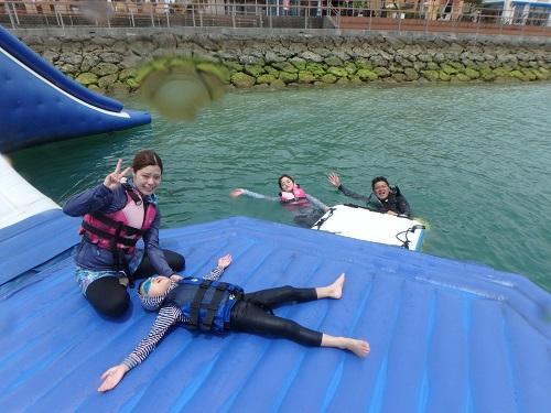 沖縄のマリンスポーツを今日、予約なしでも遊べる!?当日参加歓迎!空き時間に海に遊ぶに行こう♪