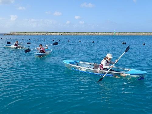 沖縄でマリンスポーツを2時間で楽しめる!?所要時間を短時間で海を楽しみたい方へ!