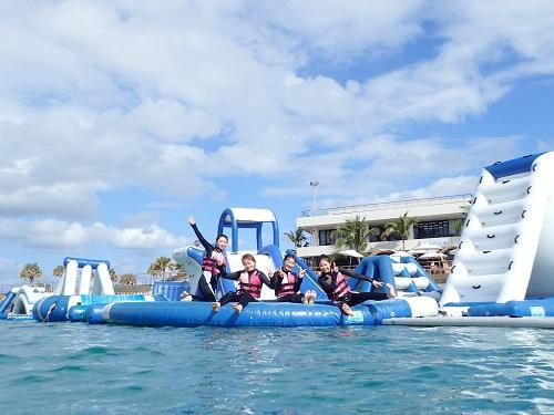 沖縄でマリンスポーツのベストシーズンはいつ?目的に合わせて沖縄旅行を計画しましょう!