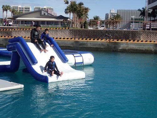 沖縄 マリンスポーツ 種類 セット