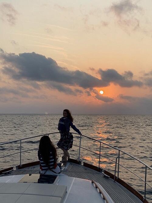 ボートチャーター 沖縄 北谷