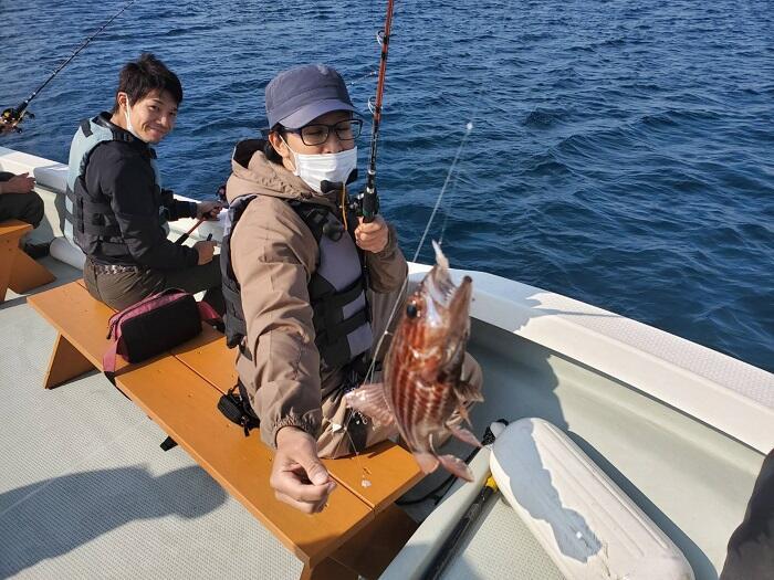 沖縄釣り体験ツアー 初心者 手ぶら