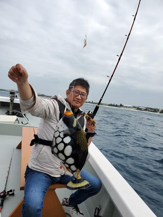 沖縄 釣り ツアー 手ぶら