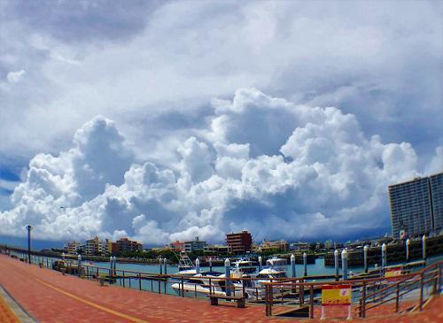 まだまだ夏な沖縄で海遊び!