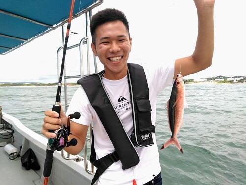 沖縄 船釣り 体験 ツアー