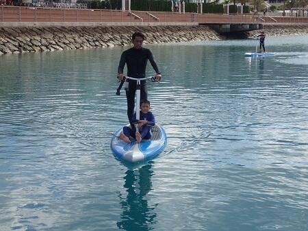 子供のマリンスポーツにおすすめ!親子に嬉しい充実した設備スポット『シーパーク北谷』