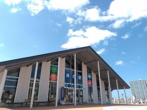 沖縄 北谷町 海の駅うみんちゅワーフ マリンアクテビティ