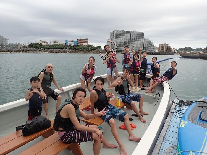 沖縄 マリンスポーツ 雨