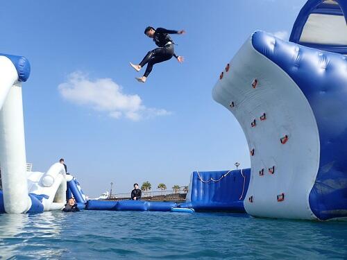 年中無休で毎日開催!沖縄マリンスポーツ&海遊び【シーパーク北谷】