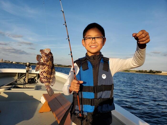沖縄 釣り 体験 初めて