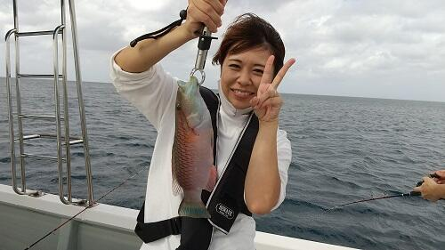 沖縄 冬 おすすめ アクティビティ 釣り