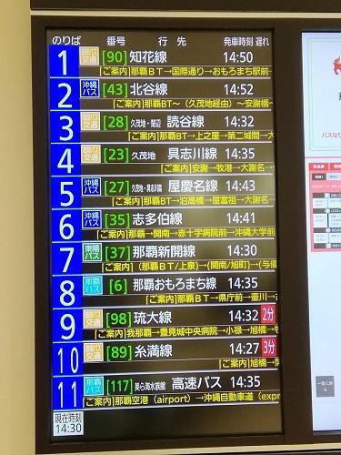 那覇新バスターミナル