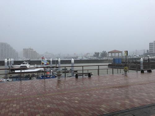 いきなり台風18号