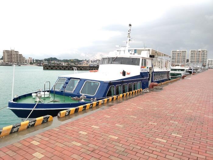 沖縄 第一マリンサービス 高速船