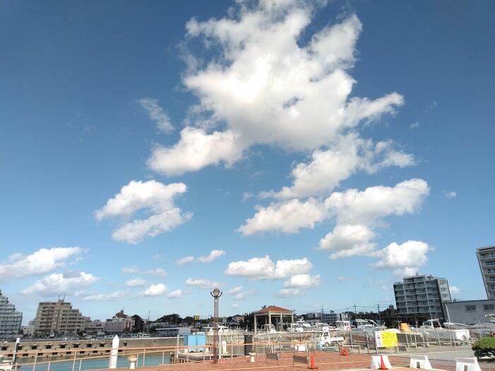 沖縄 天気 北谷
