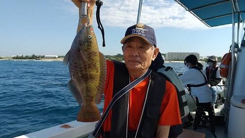 沖縄 冬 アクテビティ 釣り