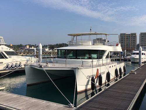 沖縄北谷 ボートチャーター 船貸切