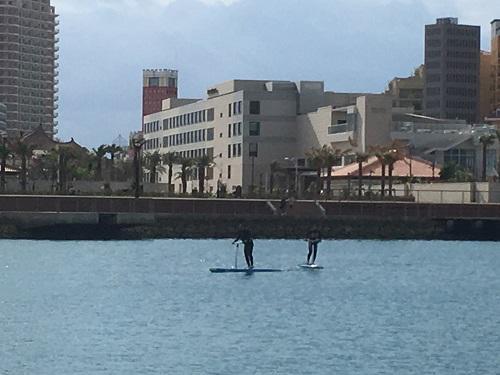 沖縄 3月 マリンスポーツ