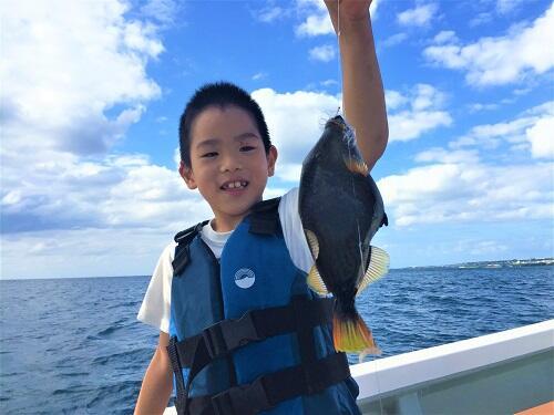 沖縄 冬 アクティビティ 釣り