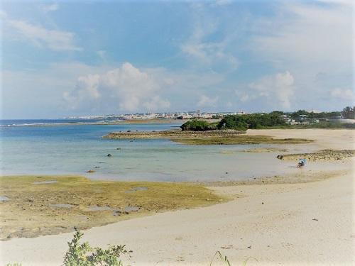 沖縄旧暦3月3日浜下り海でお清め
