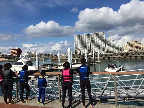 12月快晴の海日和、マリンスポーツ三昧!