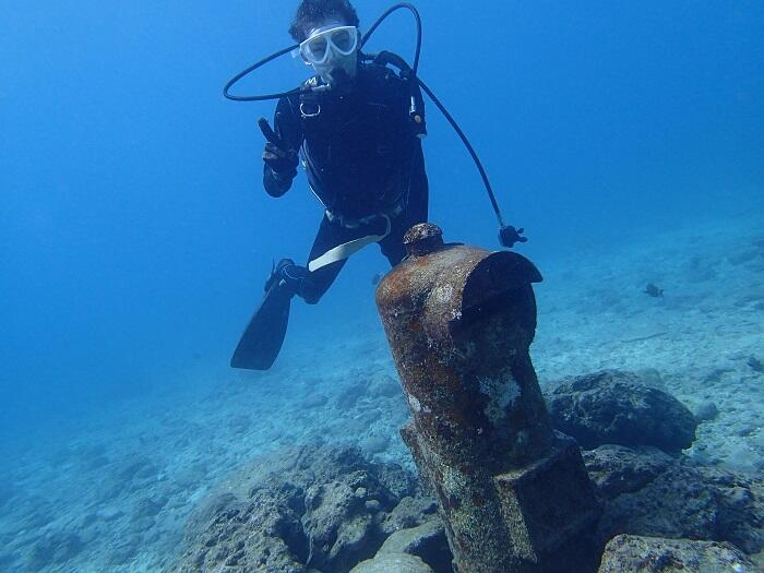 沖縄 ダイビング 初めて