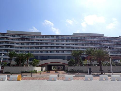 ヒルトン沖縄北谷リゾート、シーパーク北谷