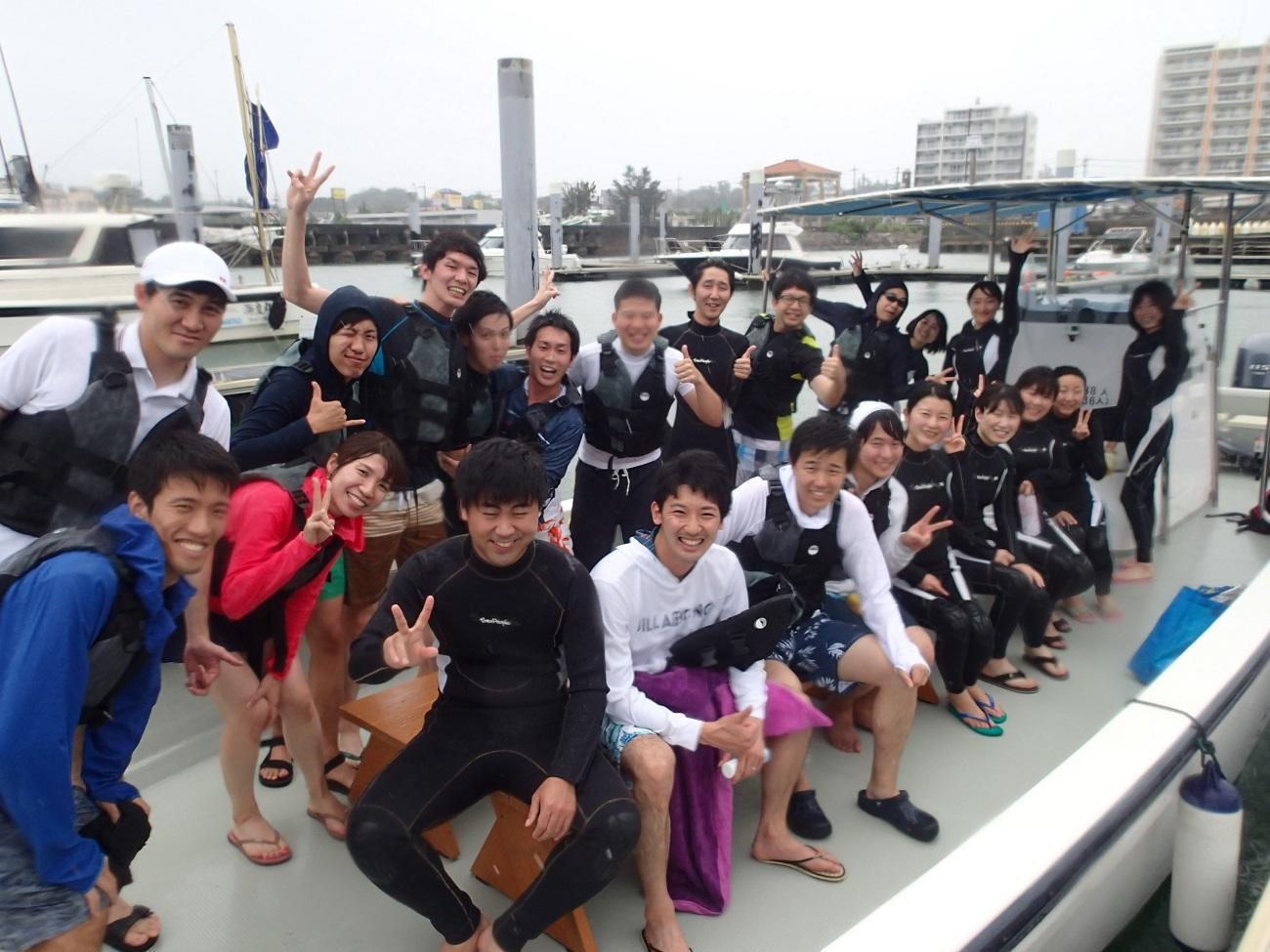 沖縄シーパーク北谷でマリンスポーツ!