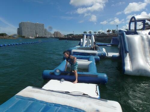沖縄マリンスポーツ&海遊び【シーパーク北谷】