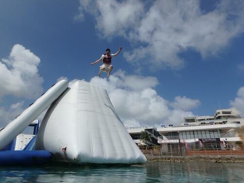 沖縄でマリンスポーツ&海遊び【シーパーク北谷】