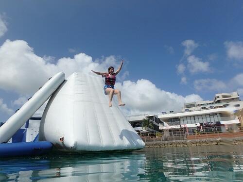沖縄でマリンスポーツを体験!当日予約ができる『シーパーク北谷』へ!