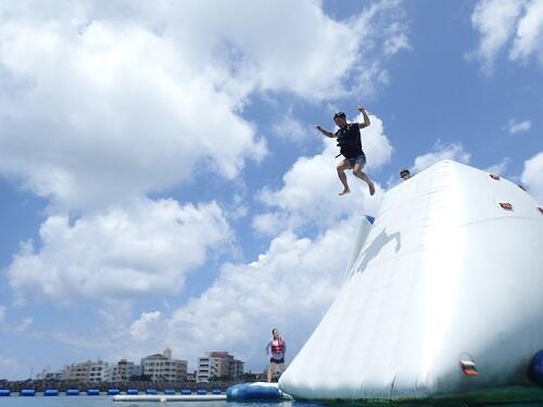 沖縄 北谷 マリンスポーツ