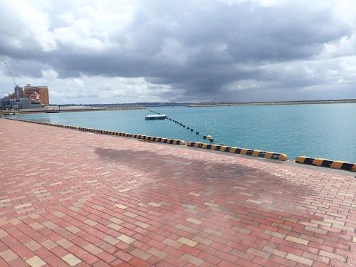 沖縄、台風15号、巨大化、沖縄への影響、波、うねり、北谷発、ボートチャーター、ダイビング、シュノーケリング.JPG
