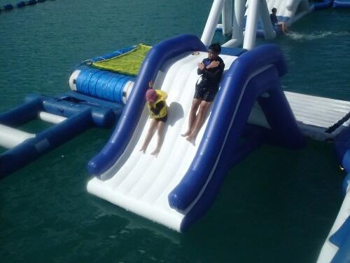 泳げなくても大丈夫!子供も大人も楽しめるマリンスポーツを北谷で楽しもう!@シーパーク北谷