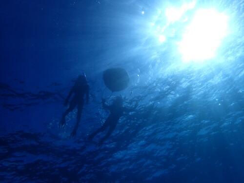11月も沖縄なら『シュノーケル』が楽しめる!北谷のサンゴ広がる海で『シュノーケル体験』!