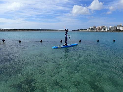 AMUROJETで沖縄旅行