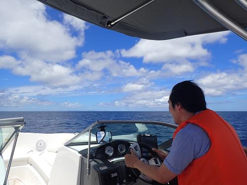 沖縄 操船.JPG