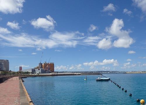沖縄夏休み最後の週末!SUP&シュノーケリング、沖縄、夏休み、ラスト、北谷発、ボートチャーター、シュノーケリング、ダイビング、SUP、花火1.jpg