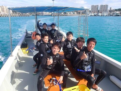 沖縄のマリンスポーツは11月・12月・1月でも楽しめる?冬もマリンスポーツがおすすめな理由!@沖縄シーパーク北谷