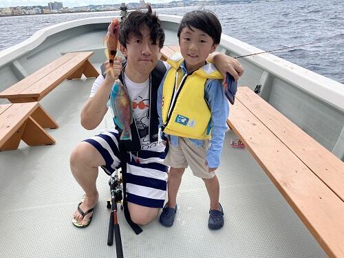 【沖縄北谷町】家族、友達と楽しめる『船釣り体験』!初心者大歓迎!子供も楽しめます♪