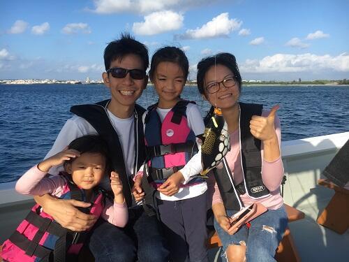 沖縄 冬の人気マリンスポーツBest3+α@沖縄マリンスポーツ【シーパーク北谷】