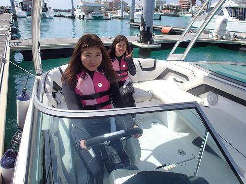 冬のおすすめ!格安・貸切遊覧ボート