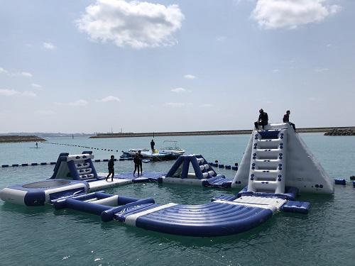 沖縄 海上アスレチック.JPG