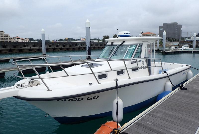 【Good Go号】釣り船タイプ